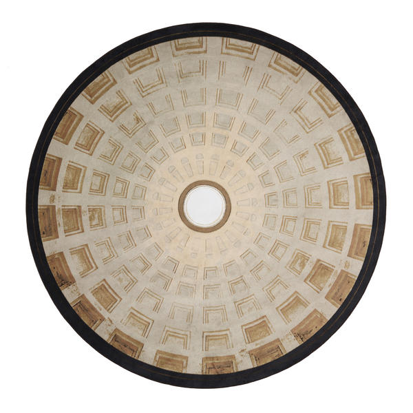 New Sacristy Dome l 200 - Firenze Carpet
